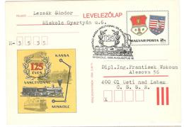 8989 - Avec Illustration - Postal Stationery