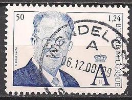 Belgien  (2000)  Mi.Nr.  3015  Gest. / Used  (4aa33) - Belgium