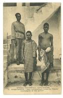 GRAND BASSAM ANTROPOPHAGES TRIBUNAL COTE D IVOIRE AFRIQUE OCCIDENTALE - Côte-d'Ivoire