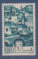 MAROC         N°  YVERT  :     249    NEUF AVEC  CHARNIERES      (  CH  61  ) - Maroc (1891-1956)