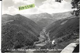 Lazio-rieti-accumoli Veduta Panoramica Vallata Del Pescara Con Monte Pizzuto - Altre Città