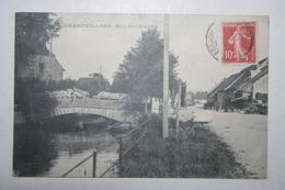 90 : Grandvillars - Rue Château ( Vue Rare ) - Grandvillars