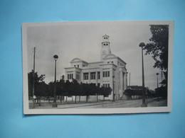 HAMMAM BOU HADJAR  -  La Mairie  -  ALGERIE - Other Cities