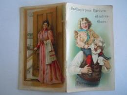 Petit Livre Un Conte Pour Raseurs Et Autres Gens Pub De Savons à Barbe Et De Toilette J.B. Williams & Co  Barbers So - Produits De Beauté