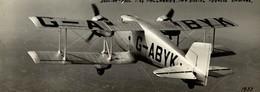 BOULTON PAUL    ++  20 * 7 CM AUSTER AIRCRAFT - Aviación