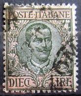 ITALIE              N° 87             OBLITERE - 1900-44 Vittorio Emanuele III