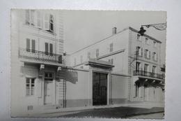 "17 : La Rochelle - Collège Technique "" Léonce Vieljeux  - Facade Rue Albert 1er  ( Carte Photo Rare ) - La Rochelle"