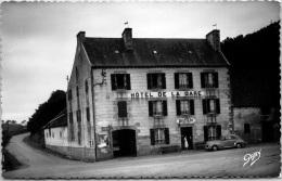 29 LANDIVISIAU - L'hotel De La Gare - Landivisiau