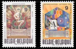 Belgium 2296/97**  Médecine Sciences  MNH - Belgique