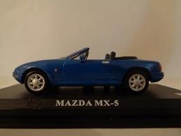 MAZDA MX-5-1/43 -1995 - DEL PRADO - Voitures, Camions, Bus