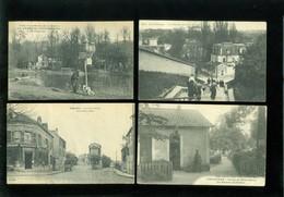 Beau Lot De 60 Cartes Postales De France  Val - De - Marne   Mooi Lot Van 60 Postkaarten Van Frankrijk ( 94 ) - 60 Scans - 5 - 99 Cartes