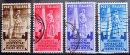 ITALIE              N° 321/324            OBLITERE - Gebraucht