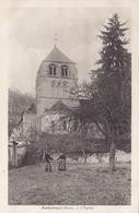 AUBEVOYE (Eure) L'Eglise - Aubevoye
