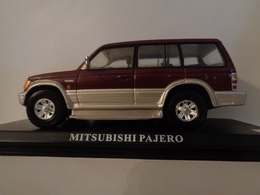 MITSUBISHI PAJERO SHOGUN -1/43 -1998 - DEL PRADO - Voitures, Camions, Bus