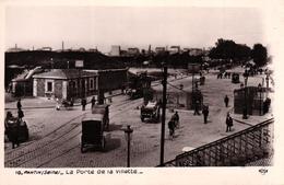 PANTIN -93- LA PORTE DE LA VILLETTE - Pantin