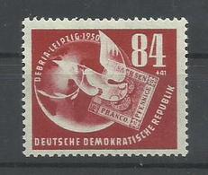 ALEMANIA ORIENTAL  YVERT  14  MNH  ** - [6] República Democrática