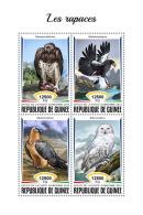 Guinea 2018 Birds Of Prey  S201809 - Guinee (1958-...)