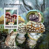 Guinea 2018 Mushrooms  S201809 - Guinée (1958-...)