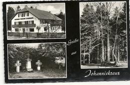 J 1059 JOHANNISKREUZ  Trippstadt GASTHAUS HEINRICH BRABAND 1966 - Autres