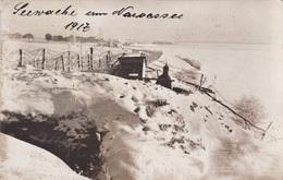 Alte Ansichtskarte Aus Dem WK I -Seewache Am Narowsee ( Narotsch-See )- - Guerre 1914-18