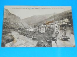 """06 ) Roquebillière - N° 9 - Vue Générale Et Entrée Du Village  """" Tram """"   - Année  - EDIT - Lemaitre - Roquebilliere"""