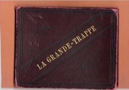 * * SOLIGNY-LA-TRAPPE * * Carnet 13 X 10 De 12 Photos Du Monastère De LA GRANDE TRAPPE - France