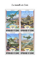 Guinea  2018   Battle Of Crete  World War II  S201809 - Guinea (1958-...)