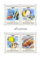 Guinea  2018  Fishes  S201809 - Guinée (1958-...)