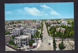 CPSM JORDANIE - KINGDOM OF JORDAN - AMMAN - Residential Quarter - TB PLAN Avenue CENTRE VILLE Détails Maisons - Jordanie