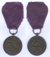 Médaille De Cinquentenaire De L'Armistice - Nieuwpoort 1968 - Belgique - Belgique