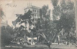 Alte Ansichtskarte Aus Rio De Janeiro -Praca Tiradentes- - Rio De Janeiro