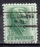 USA Precancel Vorausentwertung Preo, Locals West Virginia, Williamstown 734 - Etats-Unis