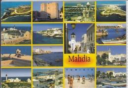 MAHDIA TUNISIE  Multi View   NICE STAMP - Tunisia