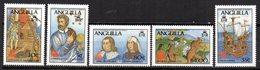 Serie Nº 662/6 Anguilla - Anguilla (1968-...)