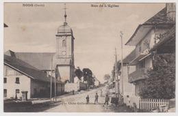 NODS - Place De L'Eglise  / Environs Vernierfontaine Vanclans Chasnans Fallerans Epenoy Etray Athose / Doubs - Altri Comuni