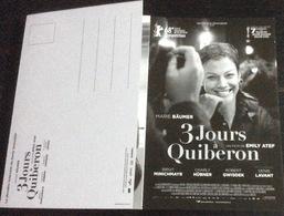 Bloc De 5 Cartes Postales : 3 Jours à Quiberon, E. Atef - Merchandising