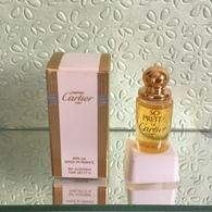 """Miniature """"SO PRETTY De CARTIER """"de CARTIER Eau De Parfum 4 Ml Dans Sa Boite (M076) - Miniatures Modernes (à Partir De 1961)"""