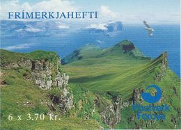 Faroe Islands 1991 Birds Booklet ** Mnh (41050A) - Faeroër