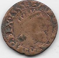 Espagne - Charles I - 1516-1555 - Cuivre - Monnaies Provinciales