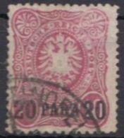 2 B, Bedarfsstück - Deutsche Post In Der Türkei