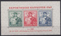 "Block 1 ""Hannover-Messe"", ** - Bizone"