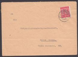 """119 Dx, Durchstich """"Roßwein"""", Bedarf, Gepr. Ströh - Sowjetische Zone (SBZ)"""