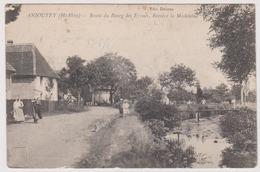 ANJOUTEY - Route Du Bourg Des Errues Riviere Madeleine / Environ Roppe Rougemont Le Chateau Grosmagny Eloie Ettueffont - France