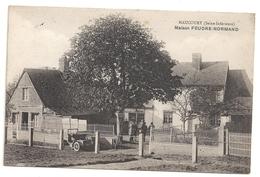 76 Aucourt Maison Feudre-Normand - France