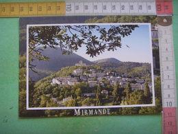 14) Village Botanique :mirmande: Plus Beau Village De France    : Recto-verso - Autres Communes