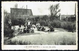 """KLEMSKERKE - Pension """"Le Chat Botté"""" - Le Coin Des Petits - Non Circulé - Not Circulated - Nicht Gelaufen. - De Haan"""