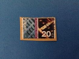 2002 HONG KONG CHINA FRANCOBOLLO USATO STAMP USED - ORDINARIO 20 C - 1997-... Regione Amministrativa Speciale Della Cina