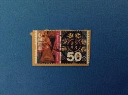 2002 HONG KONG CHINA FRANCOBOLLO USATO STAMP USED - ORDINARIO 50 C - 1997-... Regione Amministrativa Speciale Della Cina