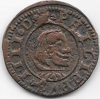 Espagne - Philippe IV -  Cuivre - Monnaies Provinciales