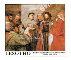 Hb-58 Lesotho - Lesotho (1966-...)